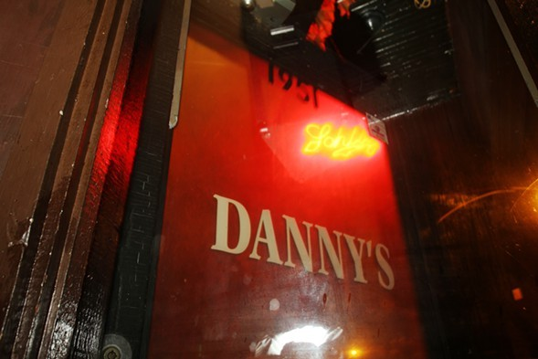Danny's Tavern's door will remain open for the foreseeable future. - MATT JENCIK