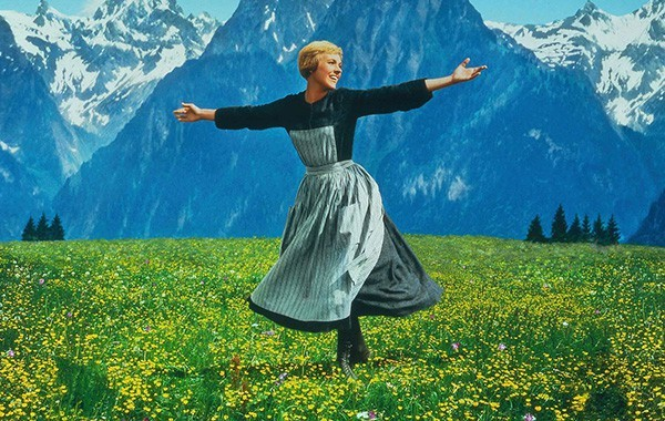 The aisles of the Music Box Theatre are alive with The Sound of Music.
