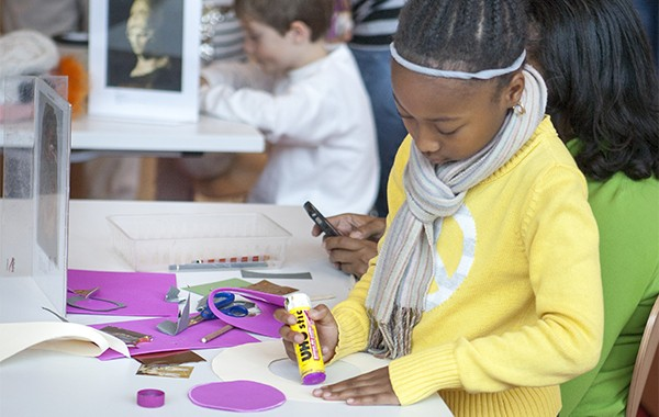 Get crafty at Holly Days. - COURTESY ART INSTITUTE CHICAGO