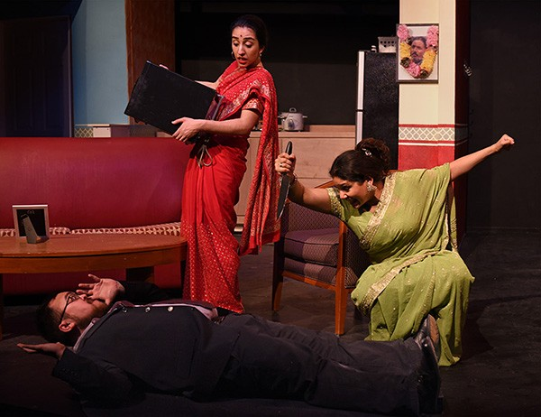 Rasaka Theatre's A Widow of No Importance - LAVINA JADHWANI