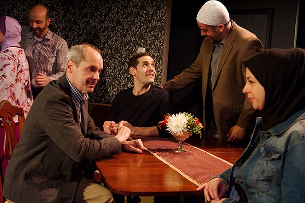 Yasmina's Necklace, from 16th Street Theatre - ANTHONY AICARDI