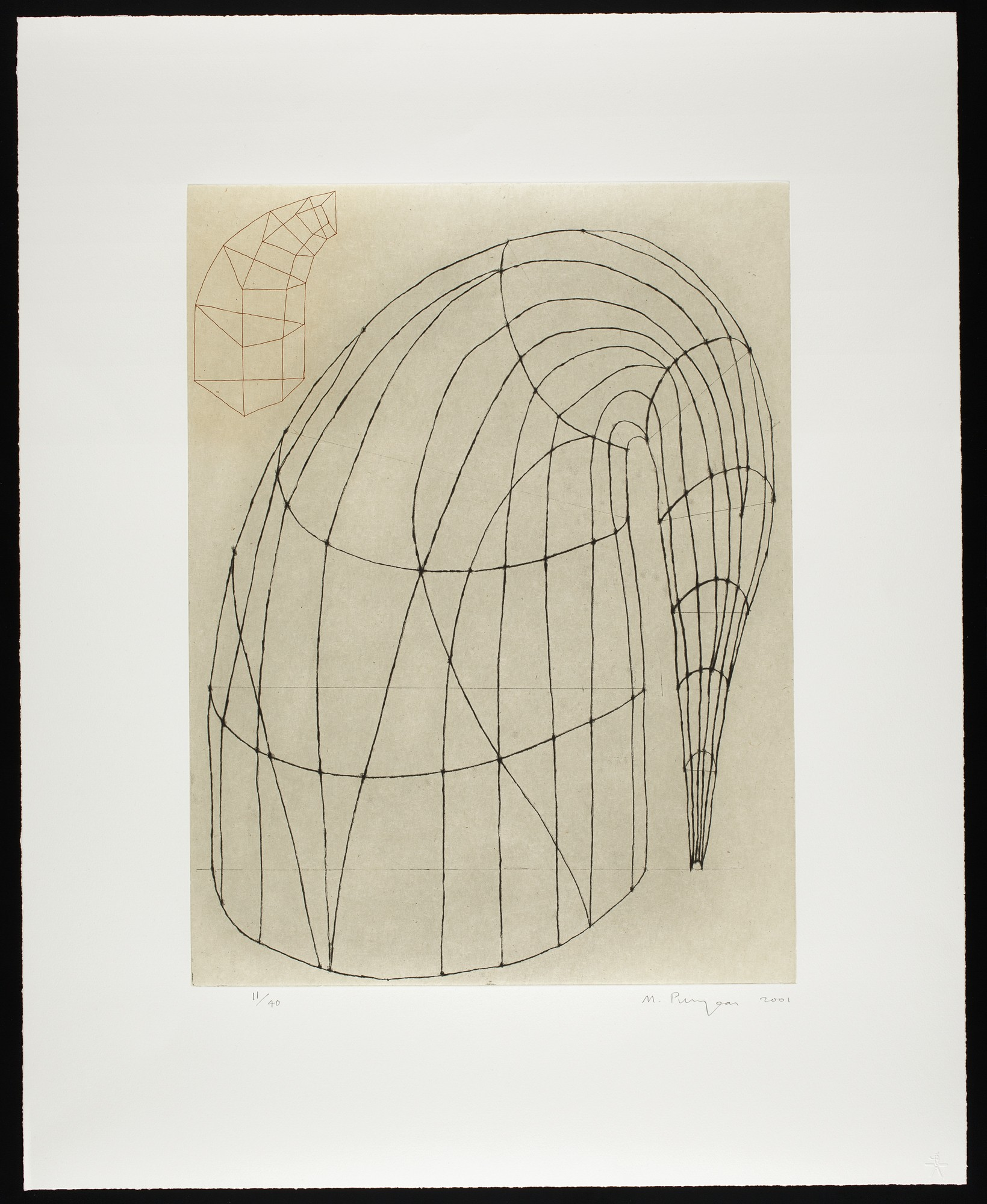 martin puryear u0027s prints and drawings endless and endlessly