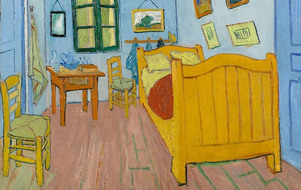 Cribs, Van Gogh edition at the Art Institute of Chicago - COURTESY VAN GOGH MUSEUM, AMSTERDAM