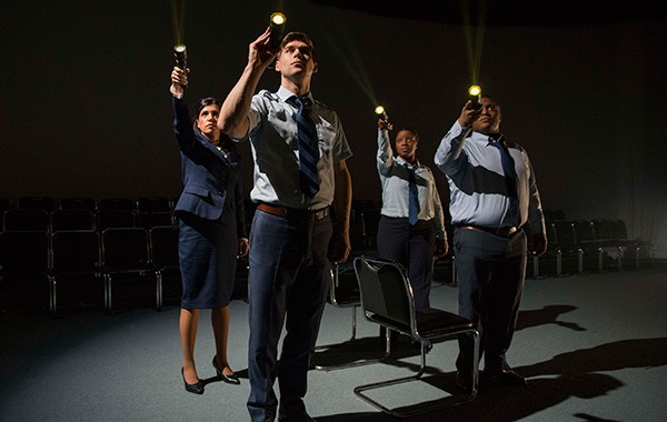 The House Theatre of Chicago's United Flight 232 - MICHAEL BROSILOW