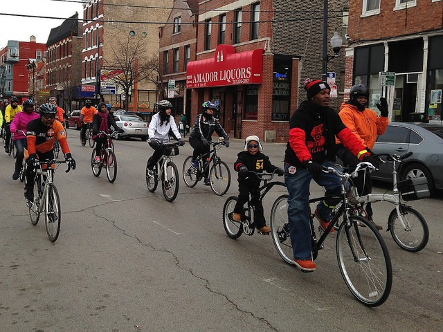 A Slow Roll Chicago Ride in Pilsen - JOHN GREENFIELD