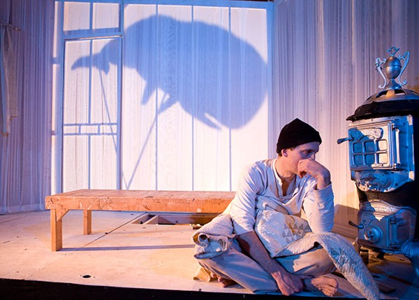 Blair Thomas & Co. present Moby Dick at the MCA from Thu 3/31-Sun 4/3. - KIPLING SWEHLA