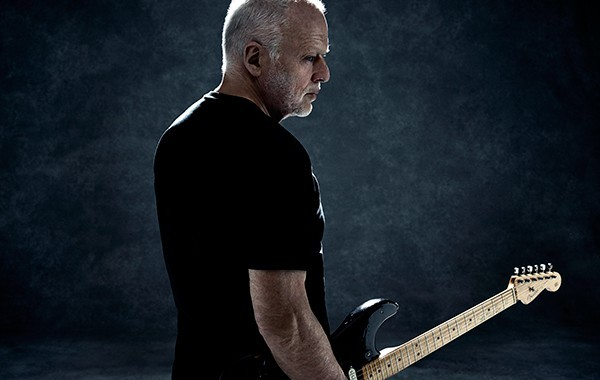 David Gilmour plays the United Center on Mon 4/4. - KEVIN WESTENBERG