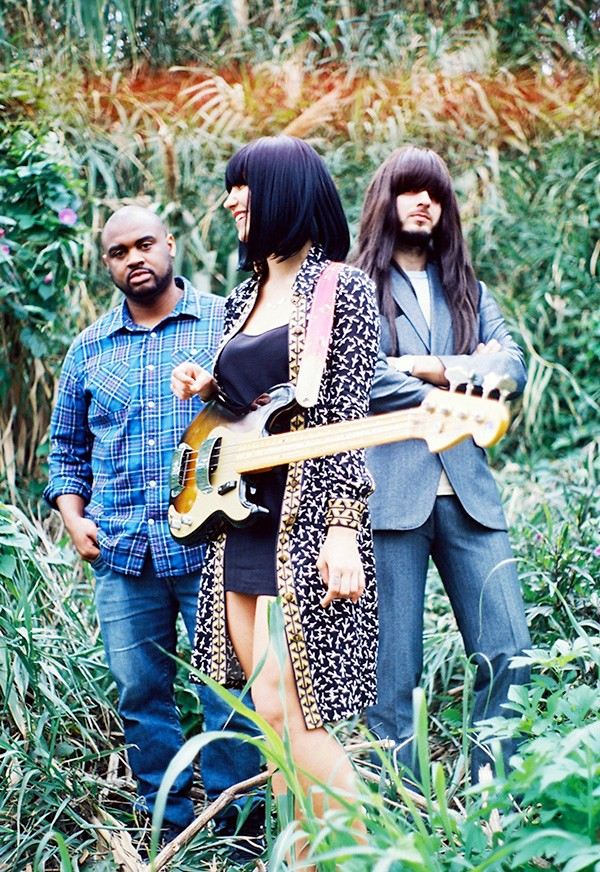 Khruangbin - COURTESY THE ARTIST