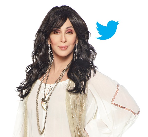 Cher - COURTESY WB RECORDS