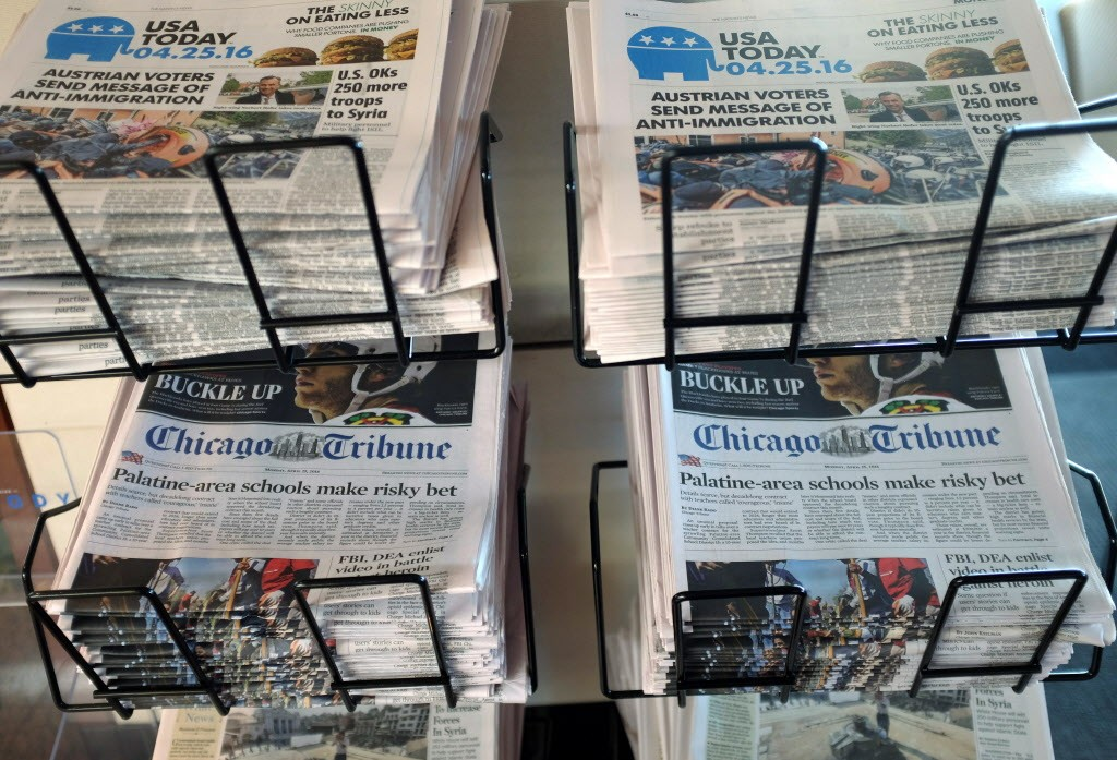 Will the Chicago Tribune be the next Gannett paper? | Bleader