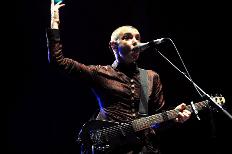 Sinead O'Connor - AFP/FRED TANNEAUFRED TANNEAU/AFP/GETTY IMAGES