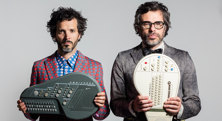 Flight of the Conchords - MATT GRACE