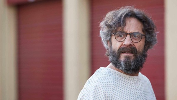 Marc Maron's fictional breakdown is bad for the character, but great for the show. - TYLER GOLDEN/IFC