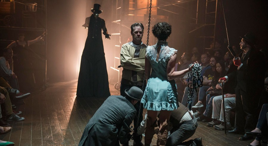 House Theatre of Chicago's Death and Harry Houdini - MICHAEL BROSILOW