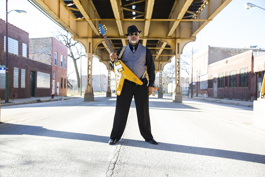 Toronzo Cannon plays Friday at SPACE in Evanston as part of a tribute to Alligator Records. - CHRIS MONAGHAN