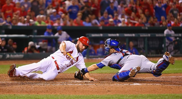 The Cubs take on the Cardinals in a three-game series this week. - GETTY IMAGES NORTH AMERICA