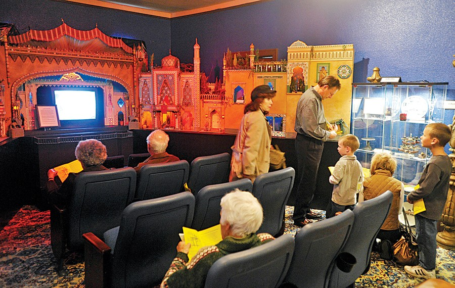 Elmhurst's Theatre Historical Society in 2010 - SUN-TIMES MEDIA
