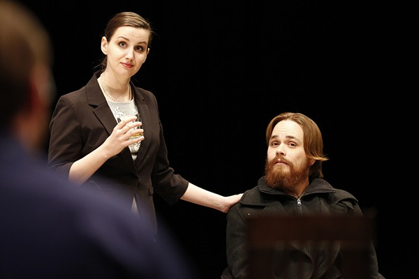 Honest Theatre's Much Ado About Nothing - COURTESY HONEST THEATRE COMPANY