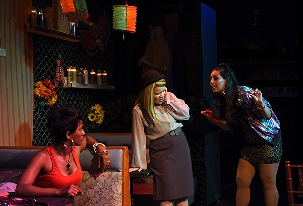 Eclipse Theatre's Our Lady of 121st Street - SCOTT DRAY