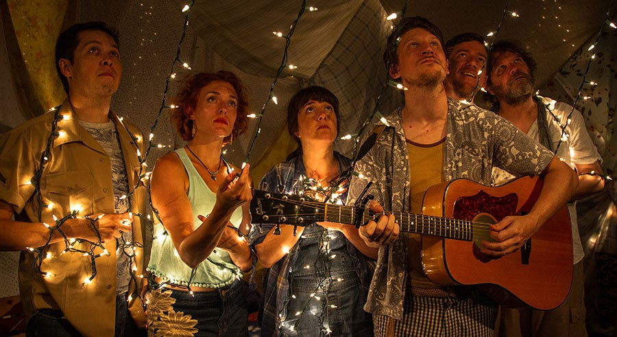 The Forks & Hope Ensemble's A Hero's Journey - CANDICE CONNER