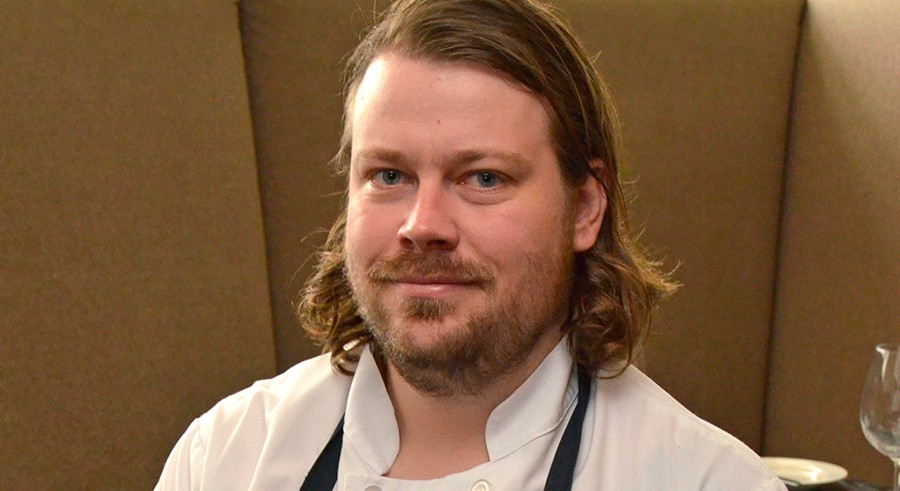 Chef Dan Posey of Elske - SCOTT STEWART/SUN-TIMES MEDIA