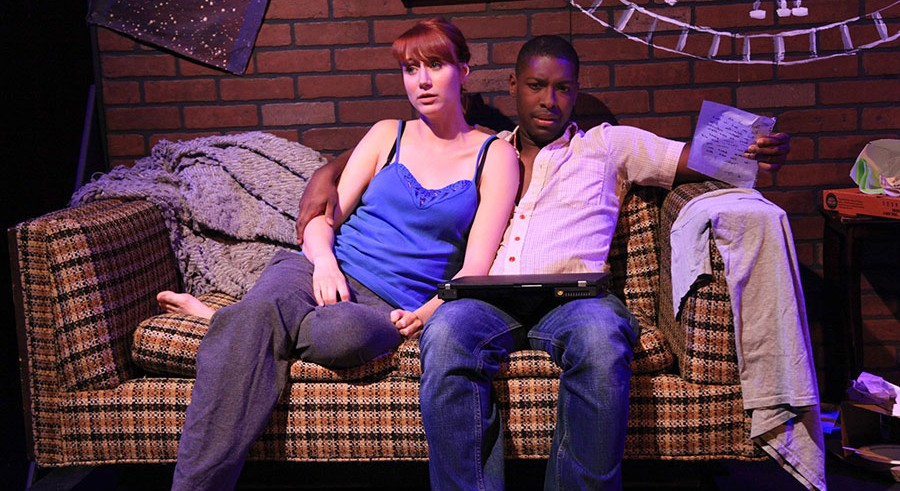 AstonRep Theatre Company's The Black Slot - EMILY SCHWARTZ