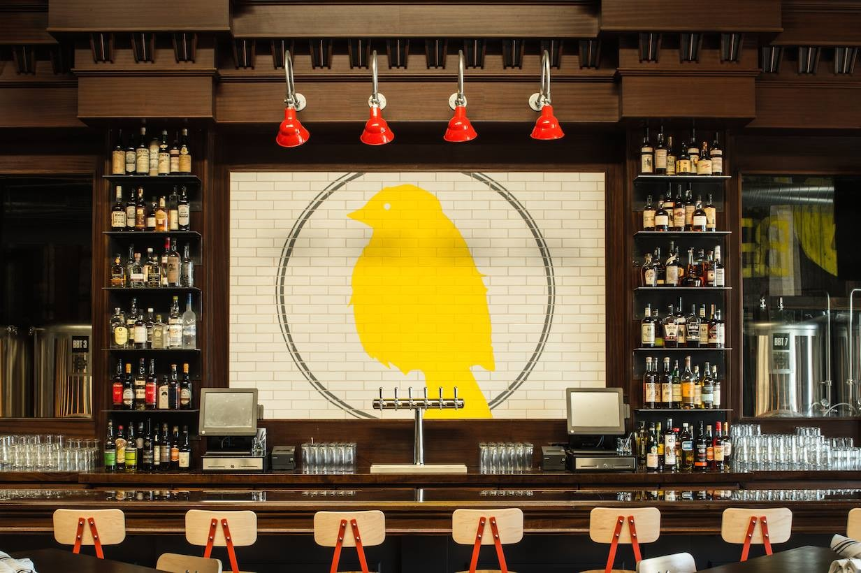 Finch Beer Co Amp Kitchen Puts A Bird On The Former