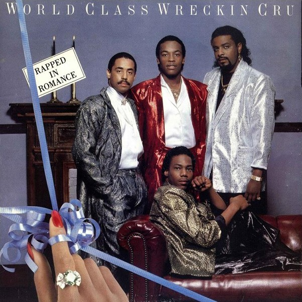 The World Class Wreckin Cru released their final album, Rapped in Romance, in 1986.