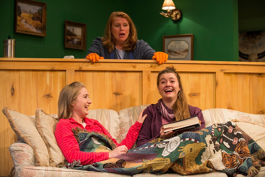 Grizzly Mama, at Rivendell Theatre - MICHAEL BROSILOW
