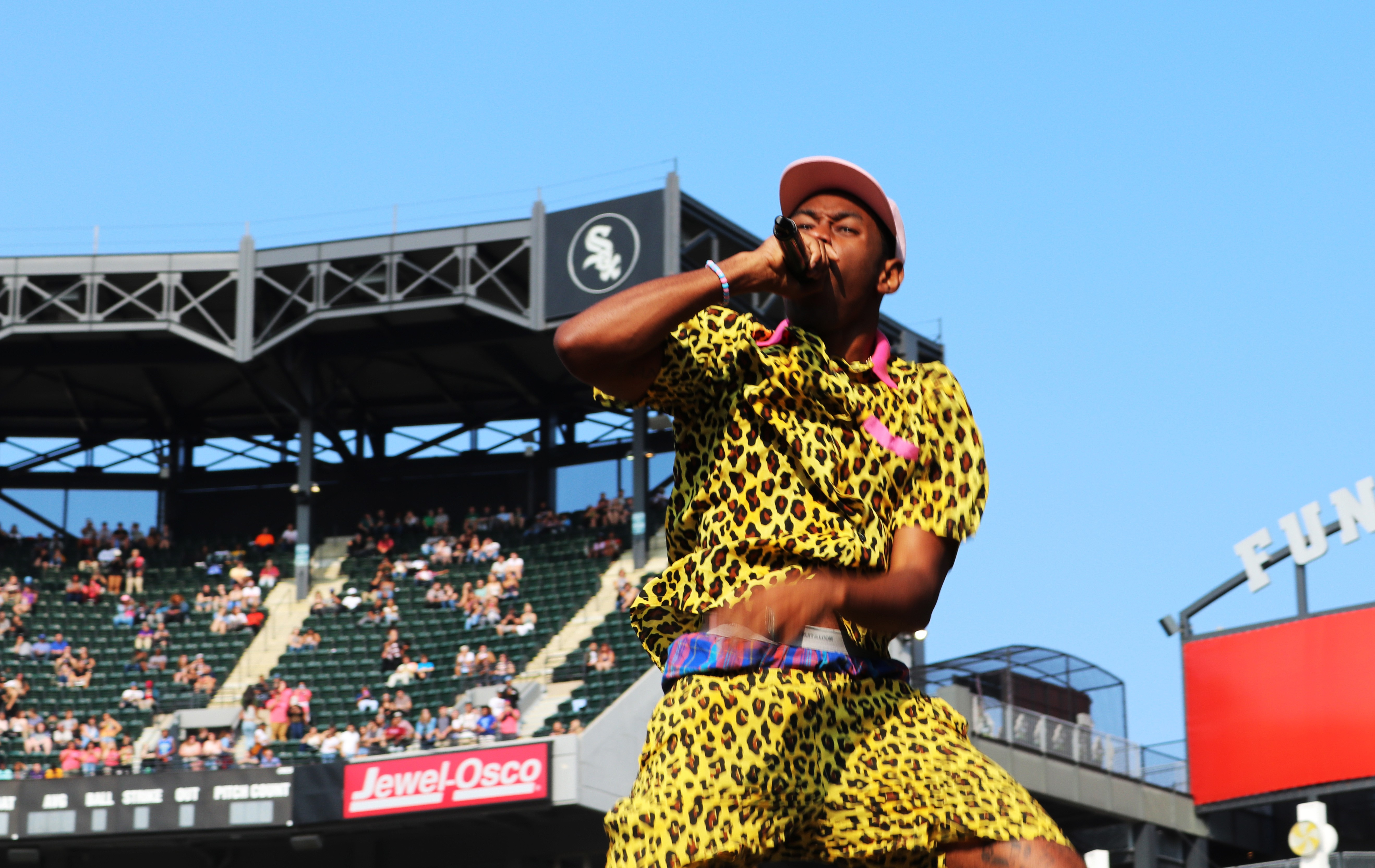Tyler The Creator Tour Chicago