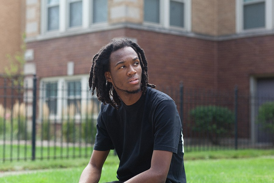 saba brings the west side to life in rap music feature chicago