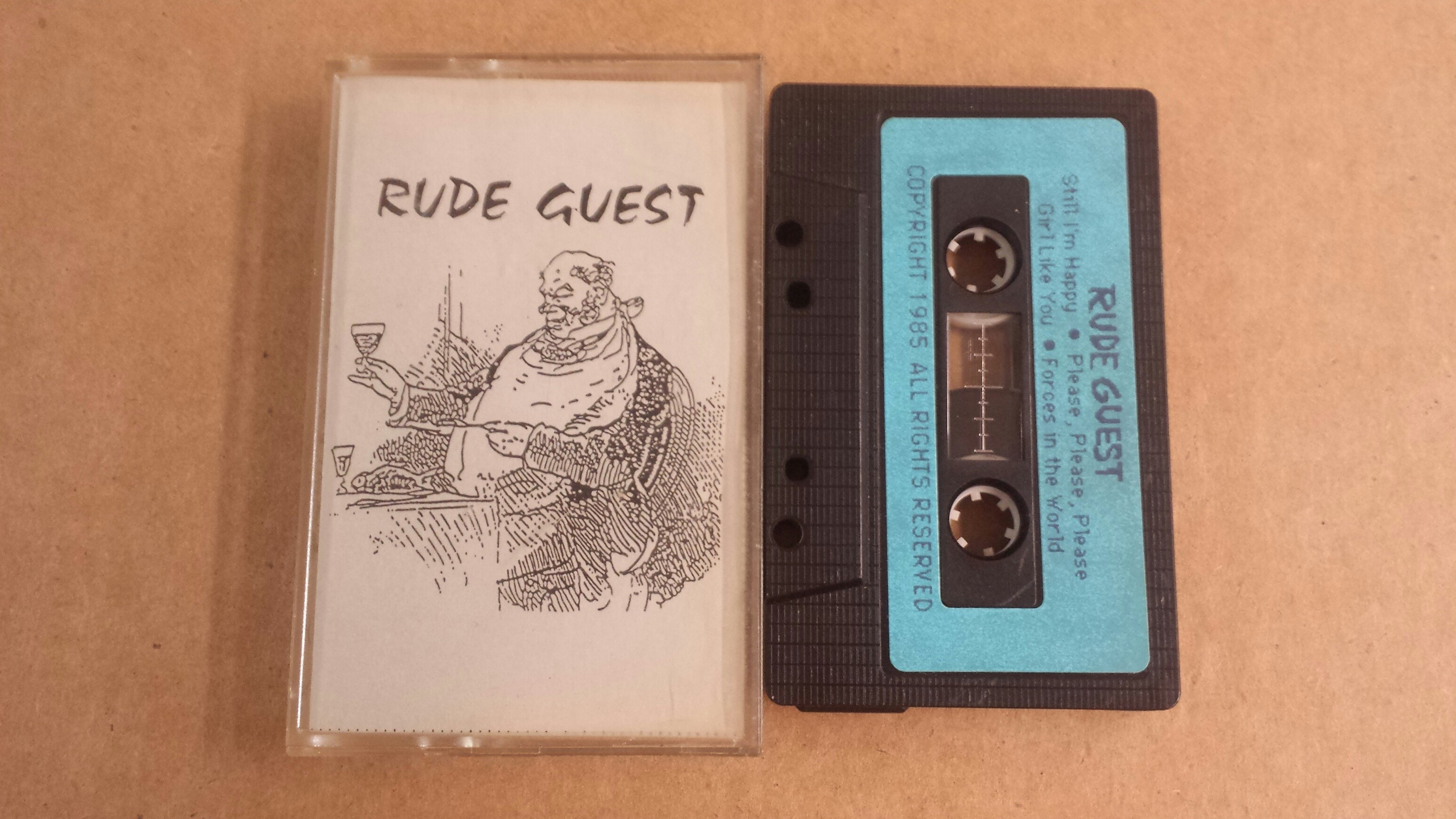 Jump Up Records rescues Chicago ska band Rude Guest from