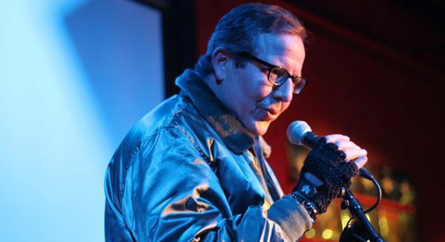 Wolf Eyes's John Olson reads from his new book at Quimby's on Sat 10/8. - COURTESY THIRD MAN RECORDS