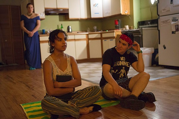 Runaways Lab Theatre's Mary Shelley Sees the Future - BETH ROONEY