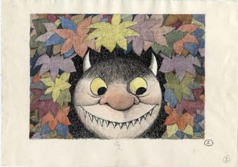 Transition from the wildness of the election to the wildness of Maurice Sendak at the Museum of Science and Industry this week. - COURTESY MUSEUM OF SCIENCE AND INDUSTRY