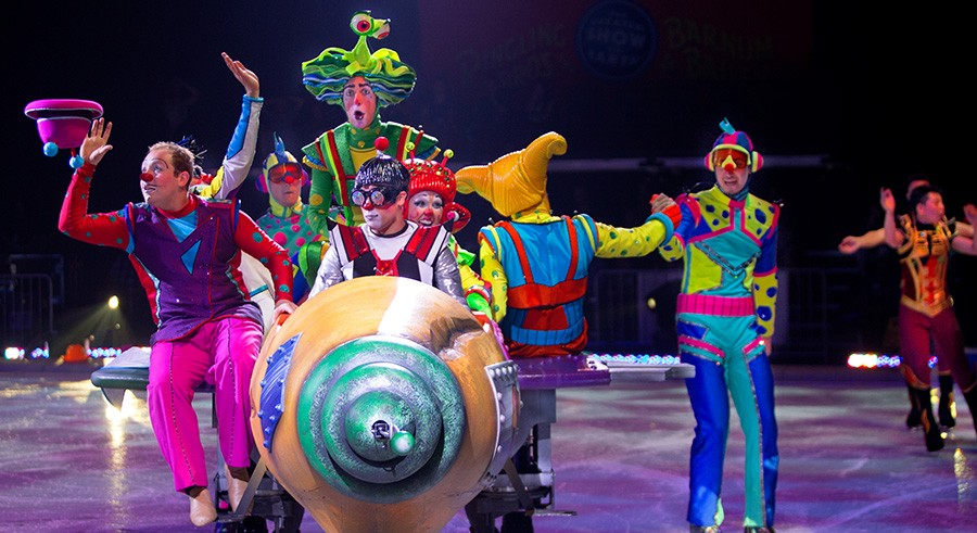 Ringling Bros. and Barnum & Bailey's Out of This World - JEFF KAVANAUGH