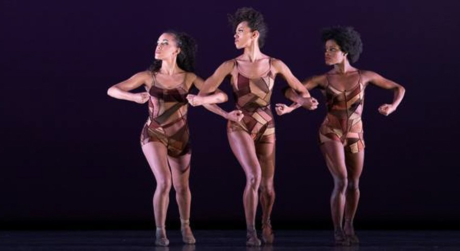 Dance Theater of Harlem returns to Chicago for a weekend of performances. - RACHEL NEVILLE