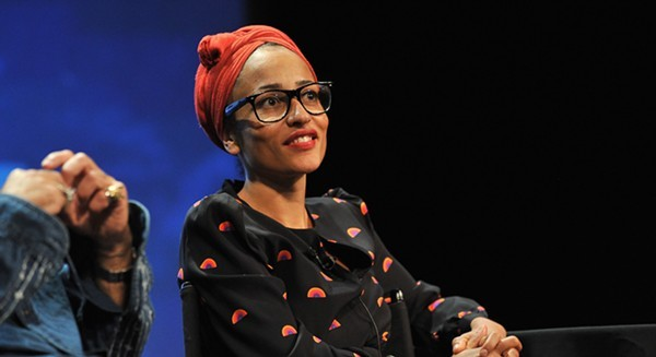 Zadie Smith talks about her latest novel, Swing Time, on Wed 11/30. - BRYAN BEDDER