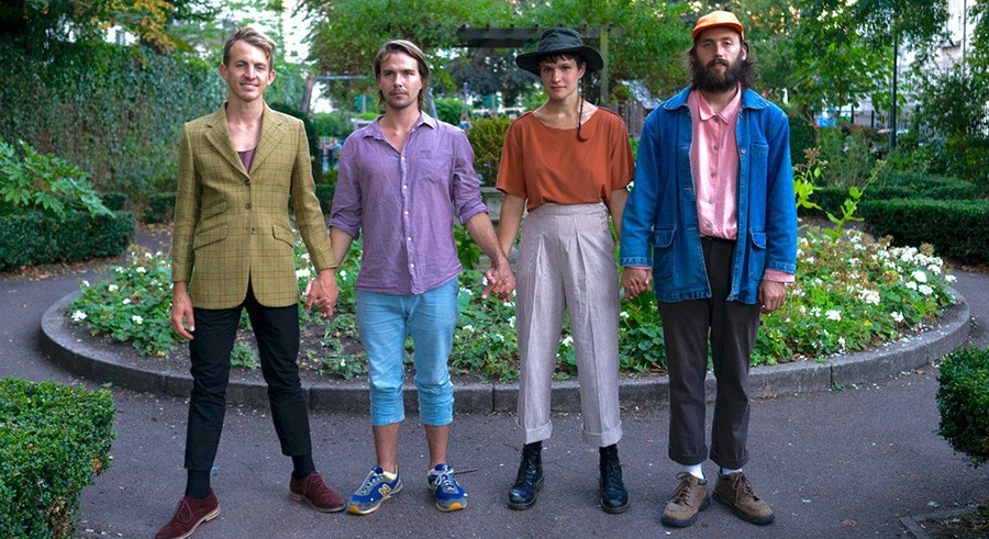 Big Thief plays at Schubas on Wed 1/11. - ALLISON KATE CHERKIS