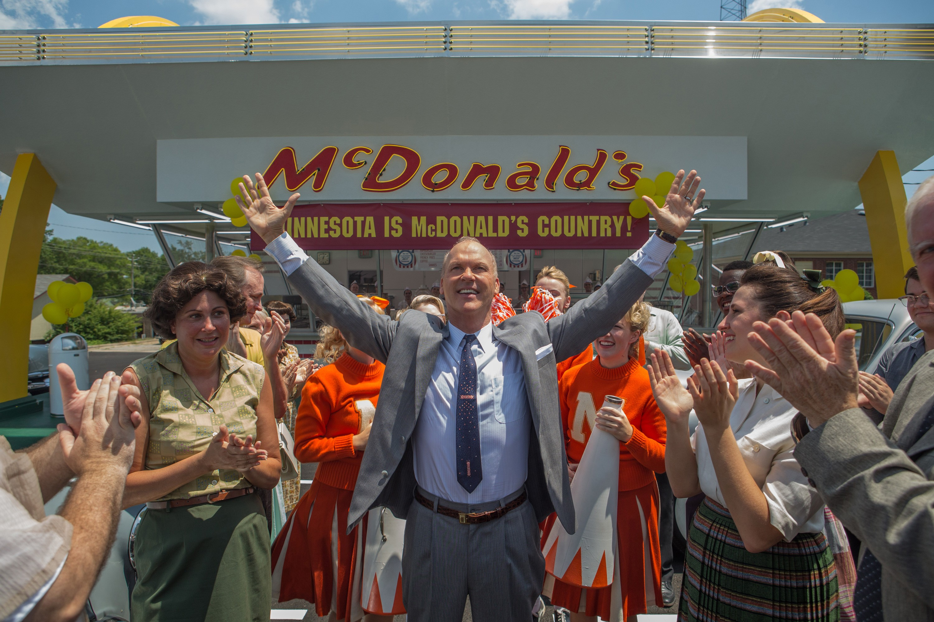 c6dec82dd204 Ray Kroc is a fast-food evangelist in The Founder
