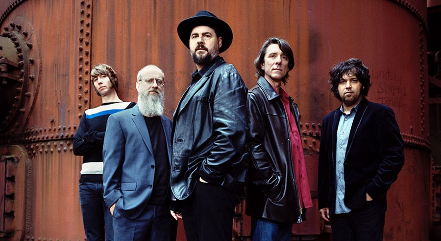Drive-By Truckers perform in Chicago on Thu 2/2. - DANNY CLINCH