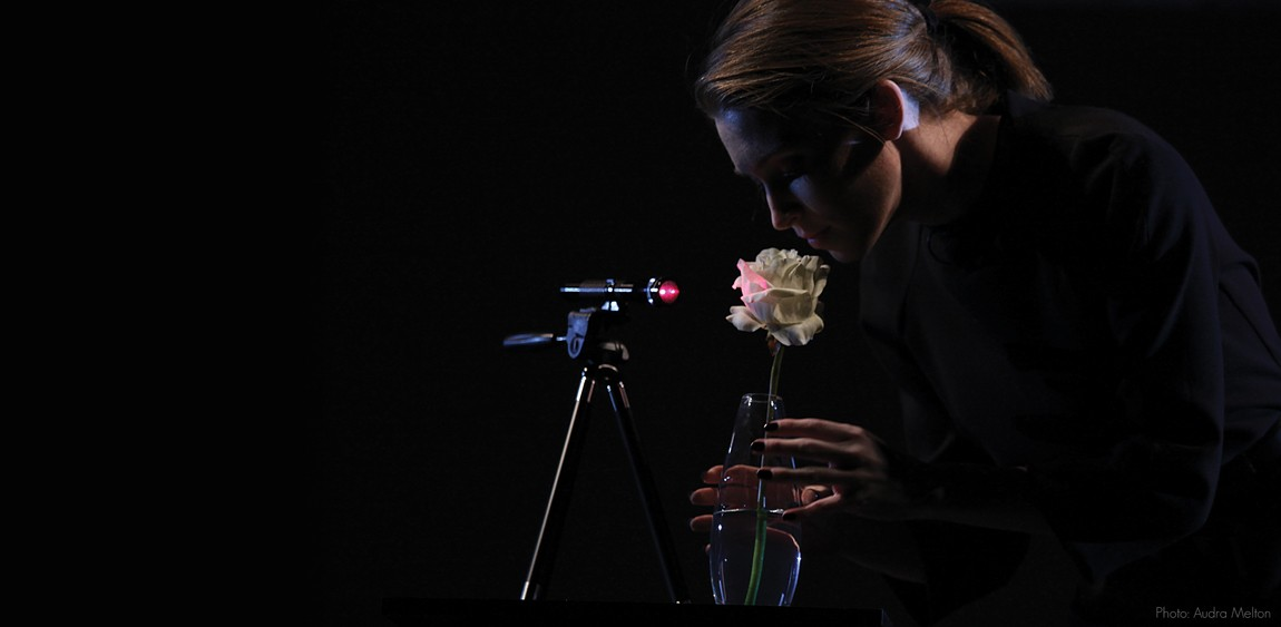 Jeanette Andrews brings her illusions to the Lincoln Park Zoo on Thu 2/23. - AUDRA MELTON