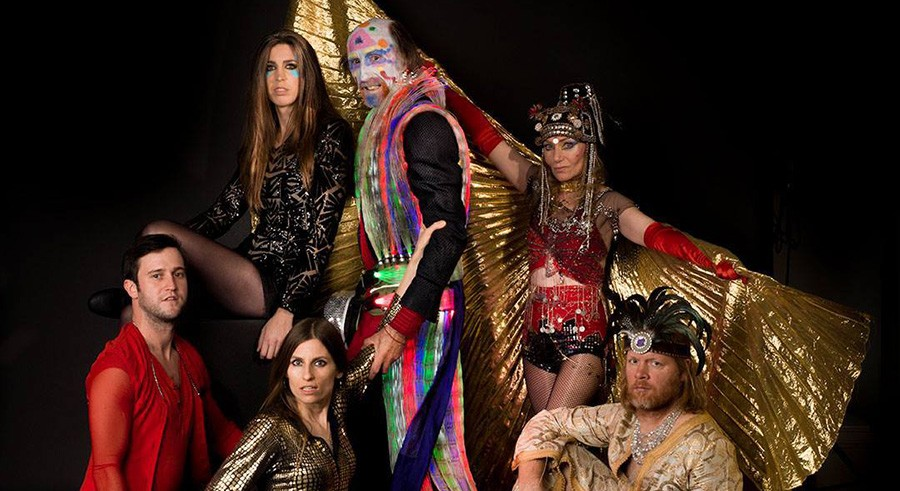 Crazy World of Arthur Brown return to the U.S. for the first time in 40 years. - COURTESY THE ARTIST