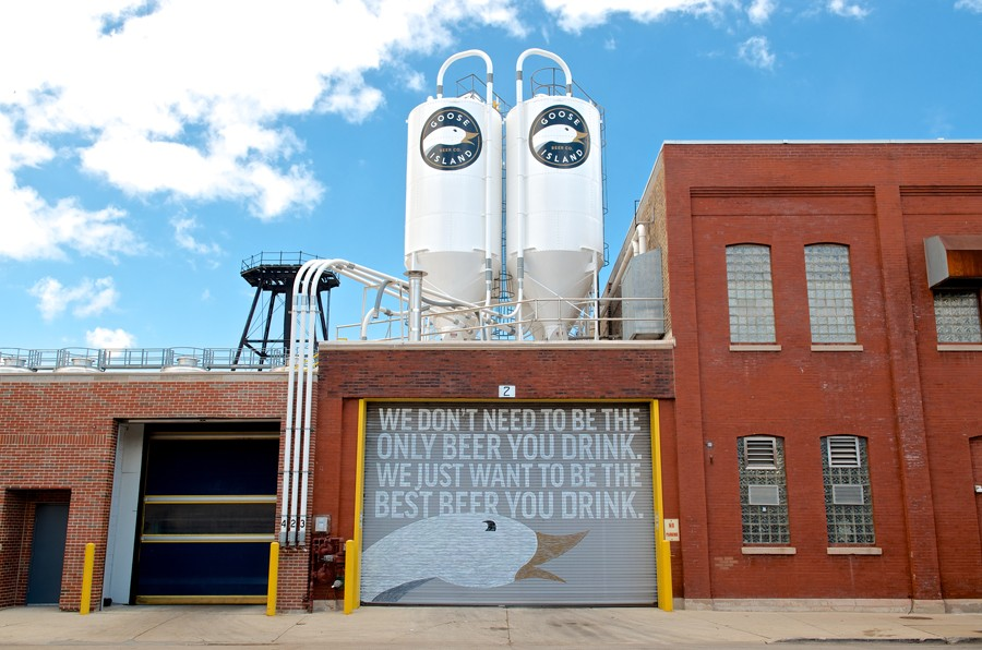 COURTESY GOOSE ISLAND