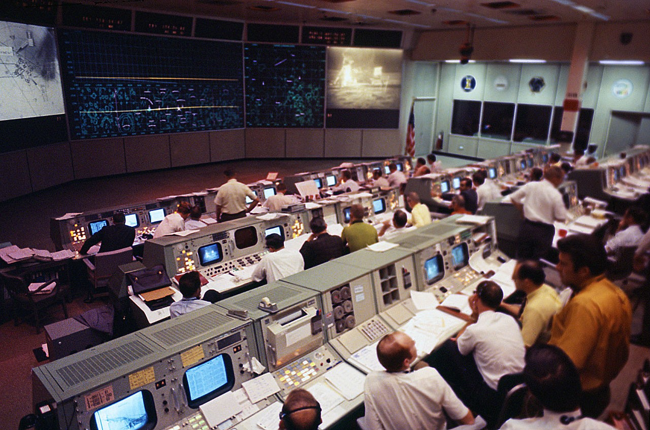Mission Control: The Unsung Heroes of Apollo | Chicago Reader