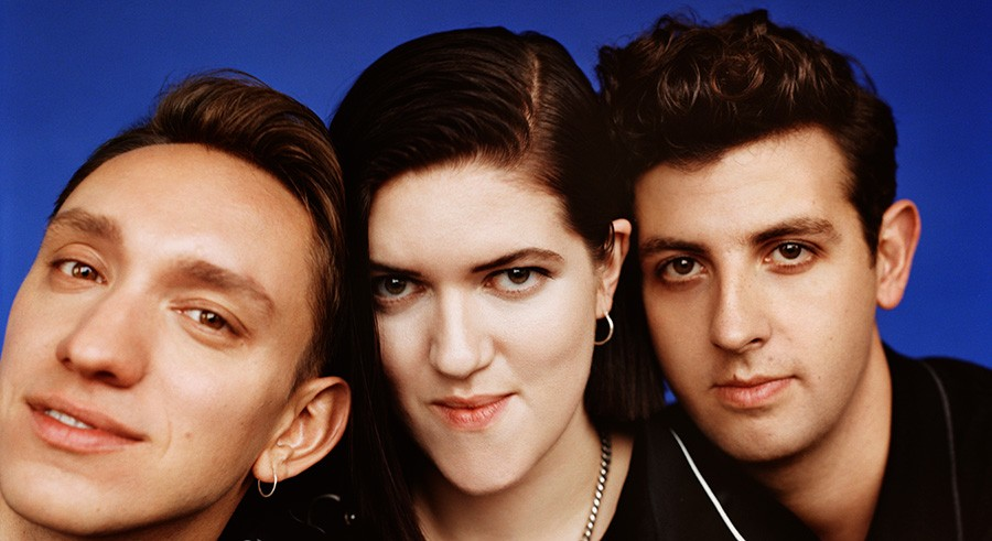 The XX plays the Aragon Ballroom on Mon 5/1. - ALASDAIR MCLELLAN
