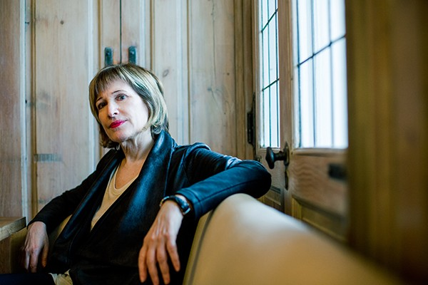 Laura Kipnis discusses her book Unwanted Advances: Sexual Paranoia Comes to Campus on Tue 5/23 and Wed 5/24. - LUCY HEWETT
