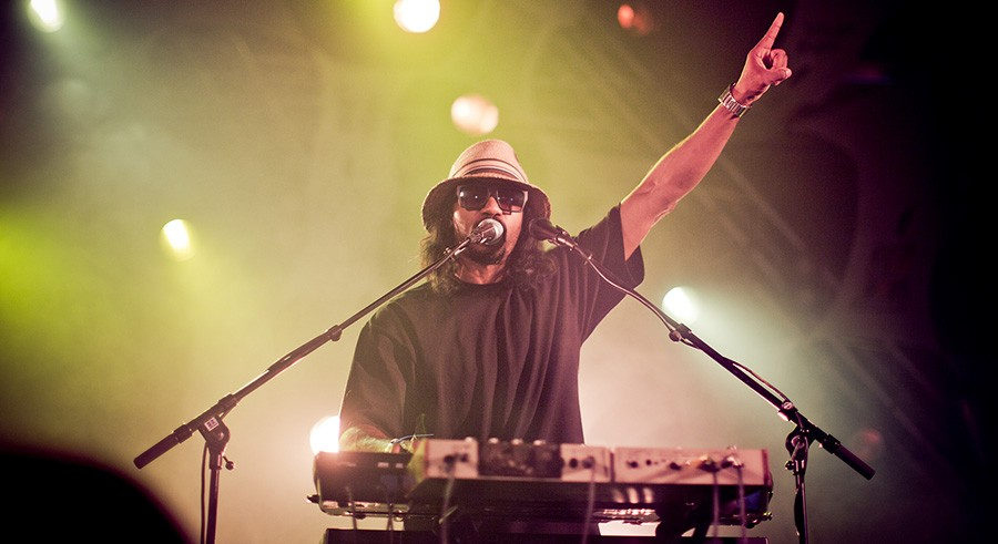 A Purveyor Of Cool Dam Funk Is A Sure Thing In The Dj