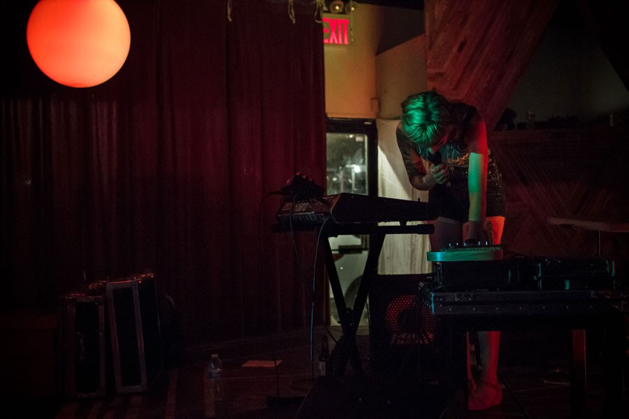 TALsounds at Silent Barn in Brooklyn on June 11, 2016 - ASHLEY AYARZA