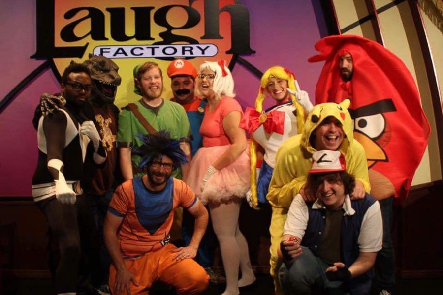 THE LAUGH FACTORY CHICAGO